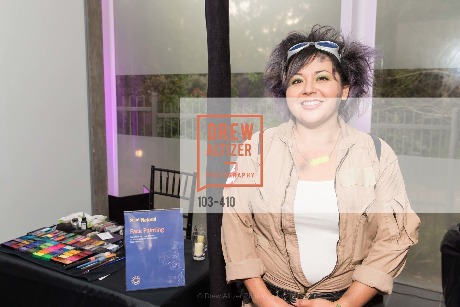 Brandy Esparza, California Academy of Sciences Presents SuperNatural Halloween 2015, California Academy of Science. 55 Music Concourse Dr, October 23rd, 2015,Drew Altizer, Drew Altizer Photography, full-service agency, private events, San Francisco photographer, photographer california