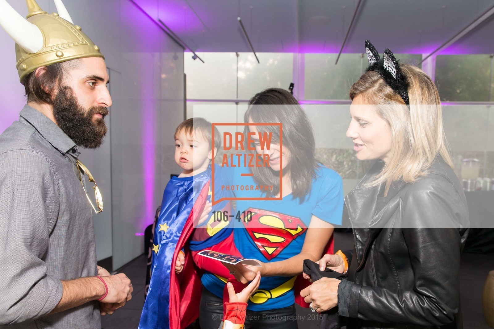 Bennett Roberts, Nicole Roberts, Sarah Gallo, Evert Roberts, Charlie Gallo, California Academy of Sciences Presents SuperNatural Halloween 2015, California Academy of Science. 55 Music Concourse Dr, October 23rd, 2015,Drew Altizer, Drew Altizer Photography, full-service agency, private events, San Francisco photographer, photographer california