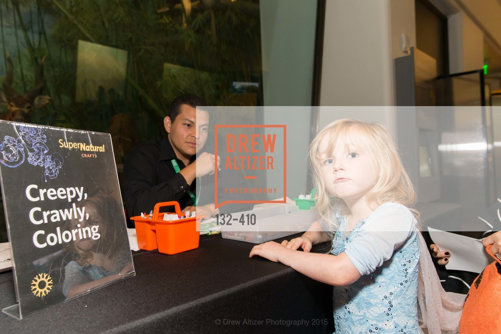 Charlotte, California Academy of Sciences Presents SuperNatural Halloween 2015, California Academy of Science. 	55 Music Concourse Dr, October 23rd, 2015,Drew Altizer, Drew Altizer Photography, full-service agency, private events, San Francisco photographer, photographer california