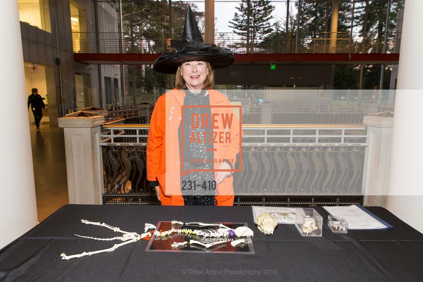Liz Delaney, California Academy of Sciences Presents SuperNatural Halloween 2015, California Academy of Science. 	55 Music Concourse Dr, October 23rd, 2015,Drew Altizer, Drew Altizer Photography, full-service agency, private events, San Francisco photographer, photographer california