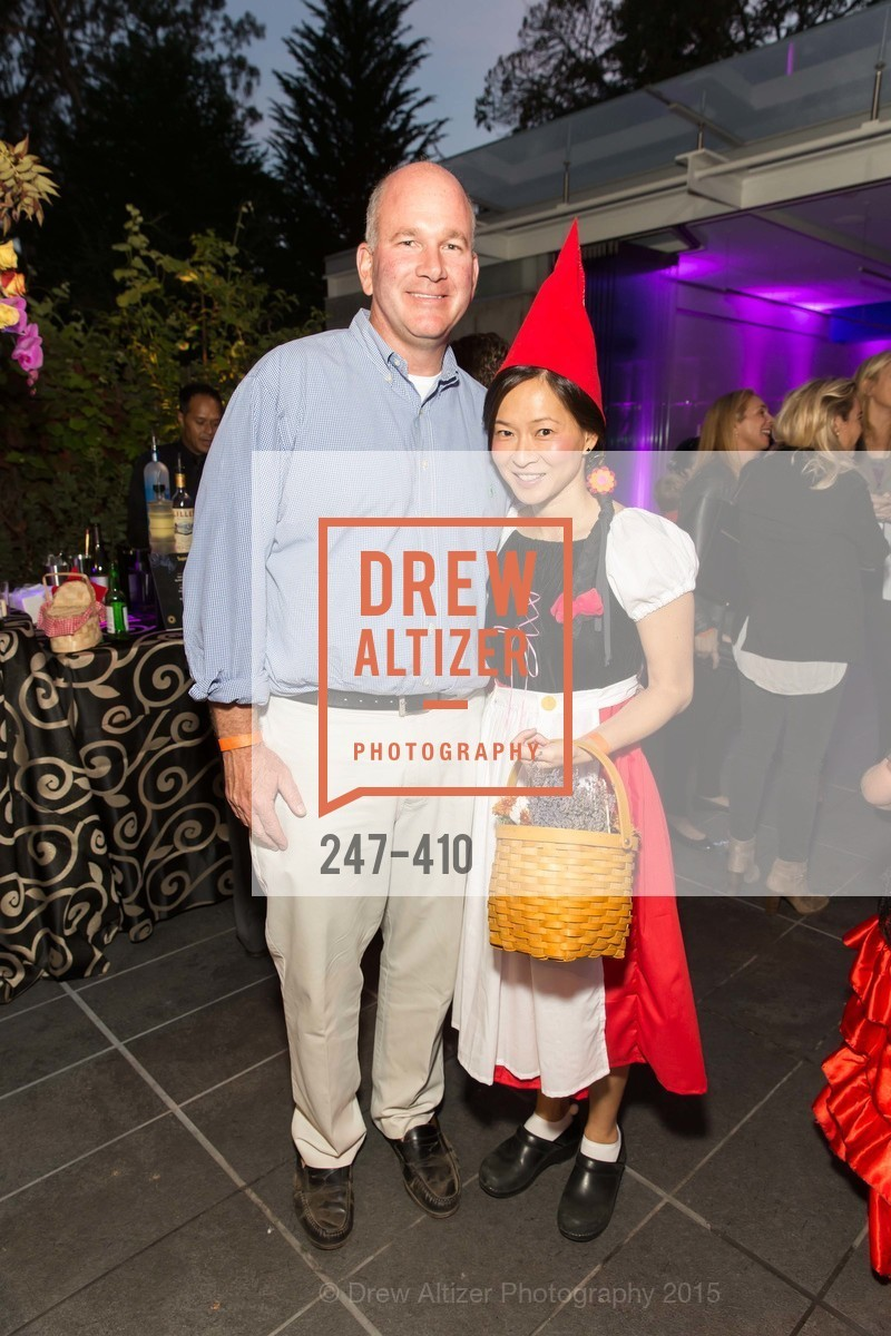 Tom Beischer, Lily Beischer, California Academy of Sciences Presents SuperNatural Halloween 2015, California Academy of Science. 	55 Music Concourse Dr, October 23rd, 2015,Drew Altizer, Drew Altizer Photography, full-service agency, private events, San Francisco photographer, photographer california
