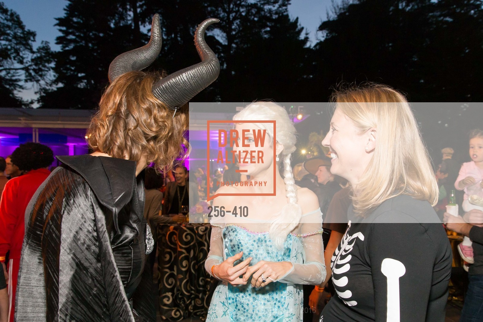 Jessica Moment, Kate Harbin, Lindsay Ramsay, California Academy of Sciences Presents SuperNatural Halloween 2015, California Academy of Science. 	55 Music Concourse Dr, October 23rd, 2015,Drew Altizer, Drew Altizer Photography, full-service agency, private events, San Francisco photographer, photographer california