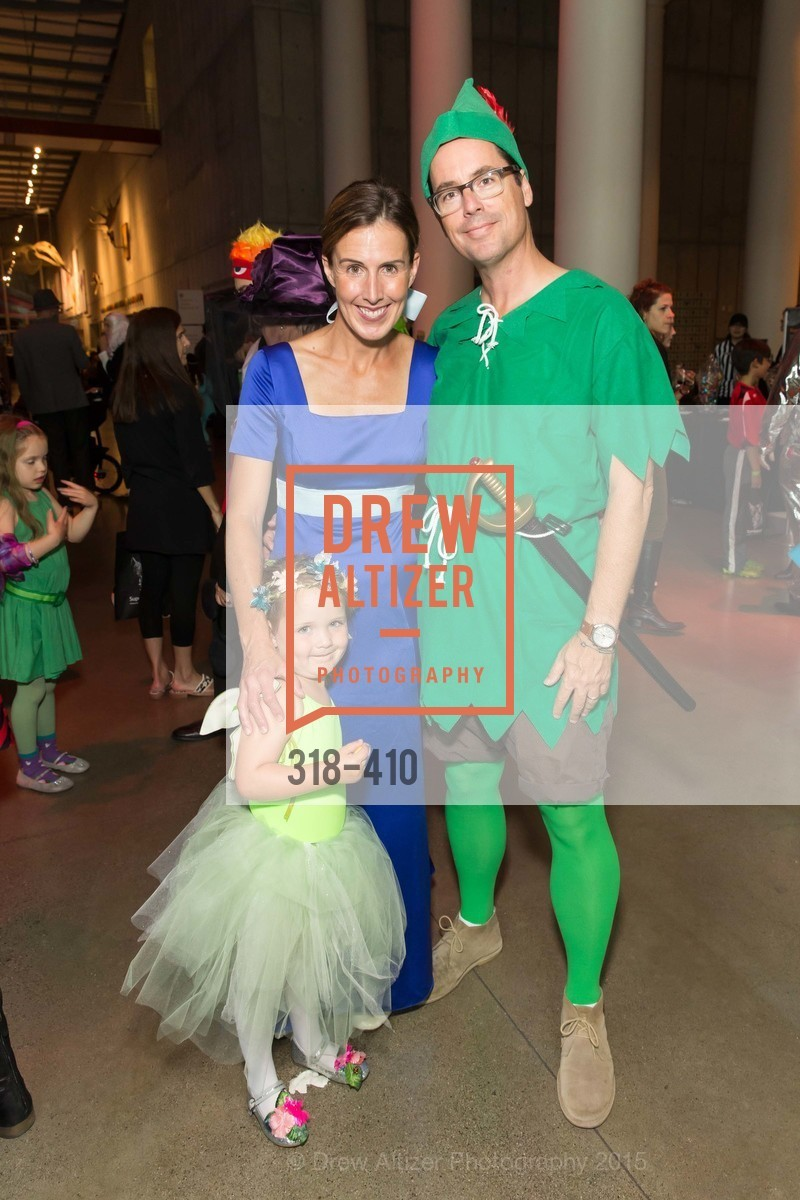 Coco Board, Jennifer Board, Jonathan Board, California Academy of Sciences Presents SuperNatural Halloween 2015, California Academy of Science. 	55 Music Concourse Dr, October 23rd, 2015,Drew Altizer, Drew Altizer Photography, full-service agency, private events, San Francisco photographer, photographer california