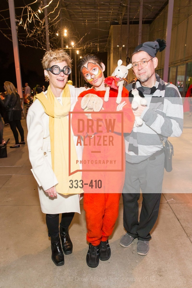 Rhonda Rubinstein, Dash Peters, David Peters, California Academy of Sciences Presents SuperNatural Halloween 2015, California Academy of Science. 	55 Music Concourse Dr, October 23rd, 2015,Drew Altizer, Drew Altizer Photography, full-service agency, private events, San Francisco photographer, photographer california