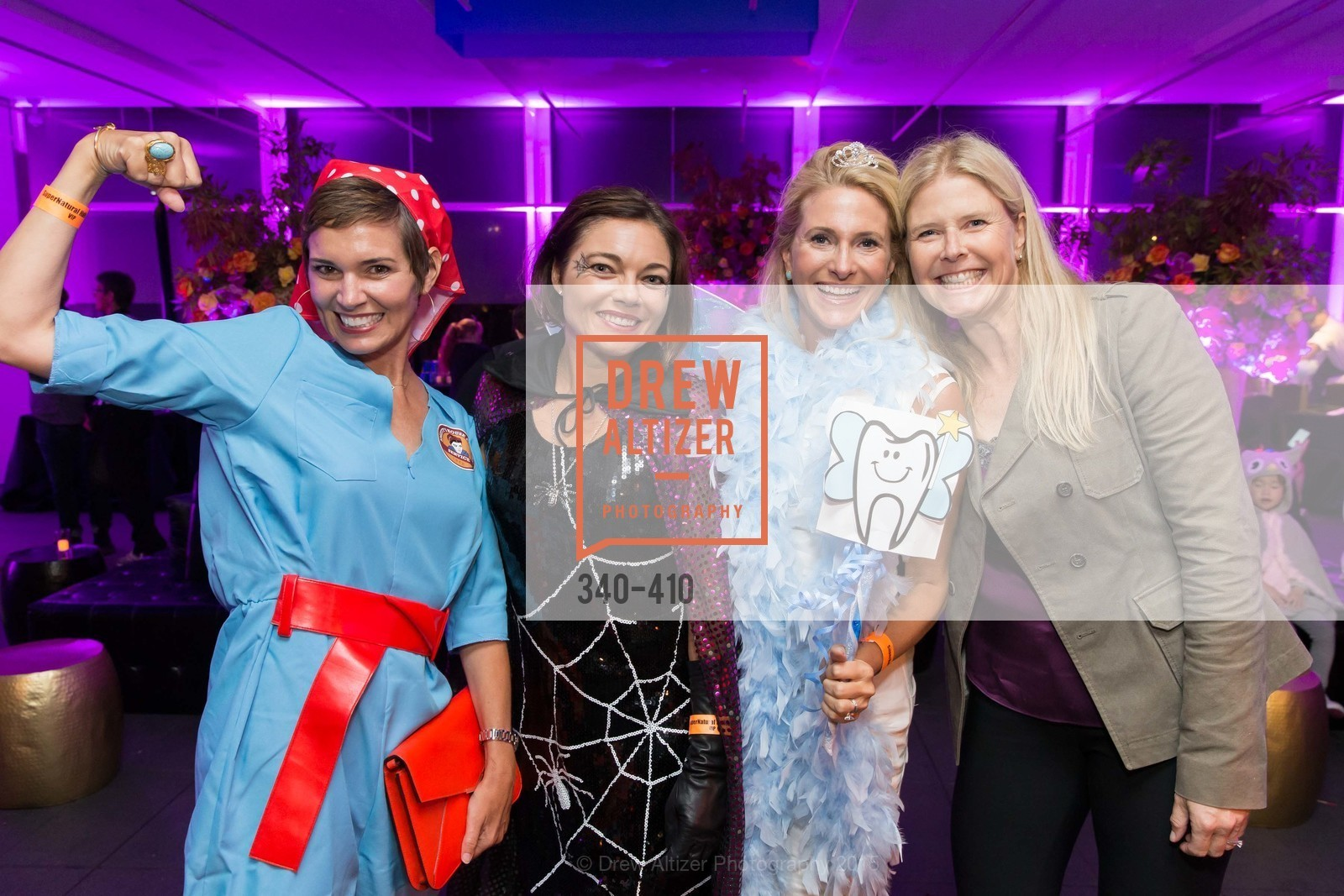 Susan Moody Prieto, Marine Strage, Amanda Stephens, Virginia Tusher, California Academy of Sciences Presents SuperNatural Halloween 2015, California Academy of Science. 55 Music Concourse Dr, October 23rd, 2015,Drew Altizer, Drew Altizer Photography, full-service agency, private events, San Francisco photographer, photographer california
