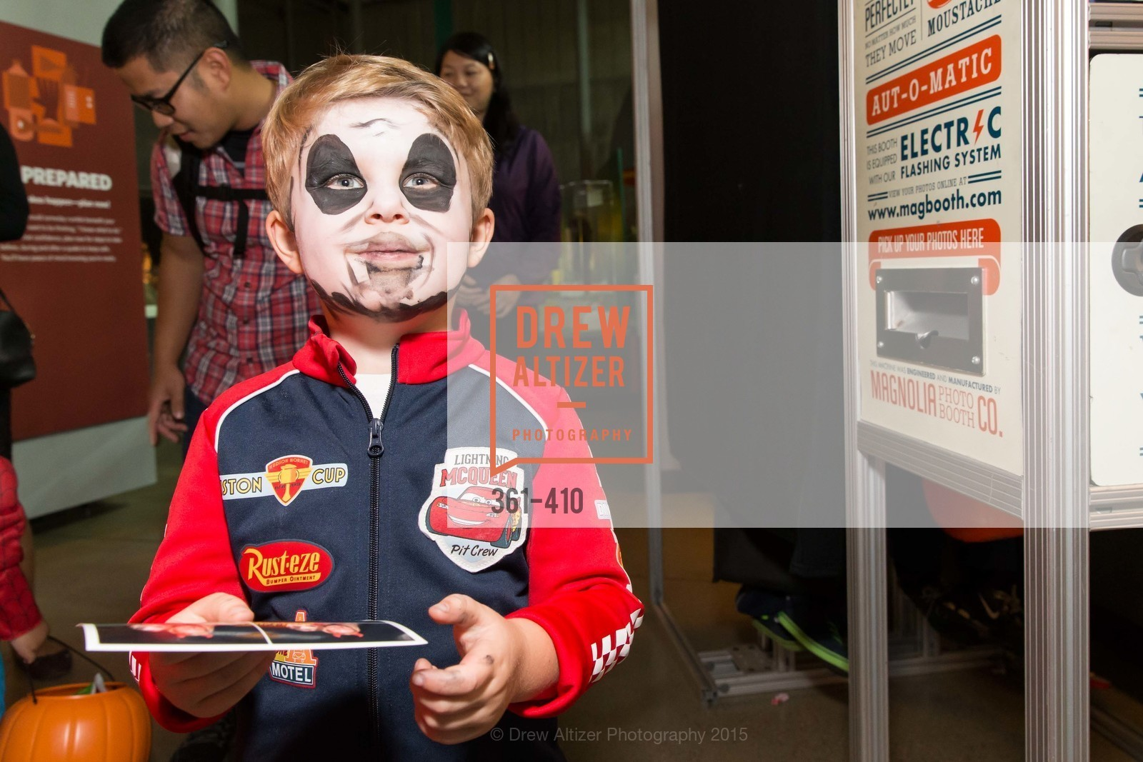 Top Picks, California Academy of Sciences Presents SuperNatural Halloween 2015, October 23rd, 2015, Photo