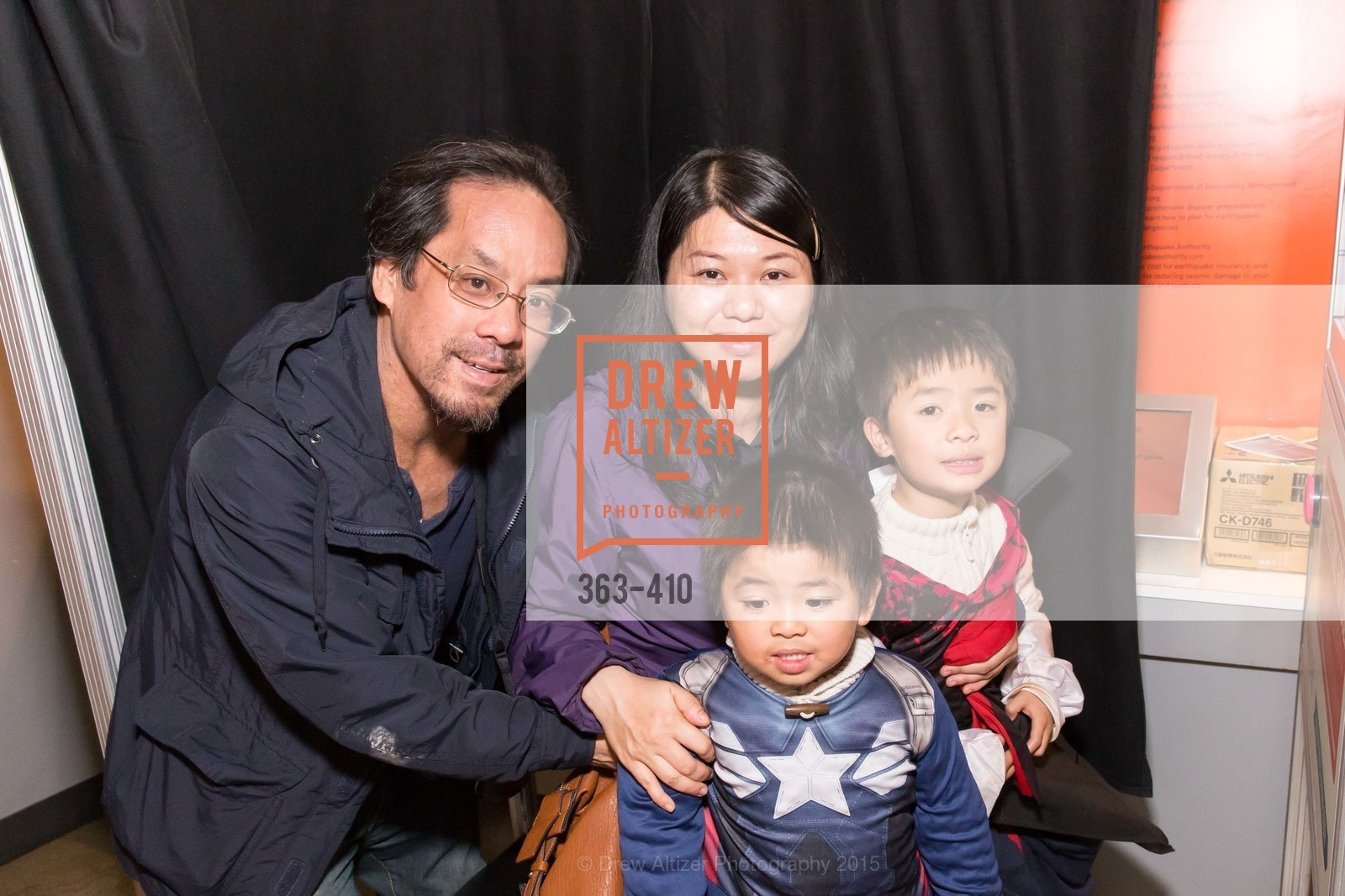 Norman Wong, Lily Wong, California Academy of Sciences Presents SuperNatural Halloween 2015, California Academy of Science. 	55 Music Concourse Dr, October 23rd, 2015,Drew Altizer, Drew Altizer Photography, full-service event agency, private events, San Francisco photographer, photographer California