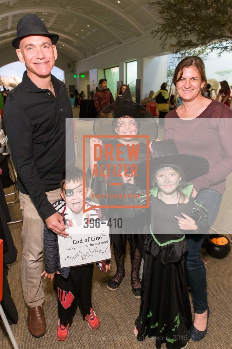 Curtis Sanford, Isaac Sanford, Cecilia Renee, Rebecca Renee, Rachel Kinnon, California Academy of Sciences Presents SuperNatural Halloween 2015, California Academy of Science. 	55 Music Concourse Dr, October 23rd, 2015,Drew Altizer, Drew Altizer Photography, full-service agency, private events, San Francisco photographer, photographer california