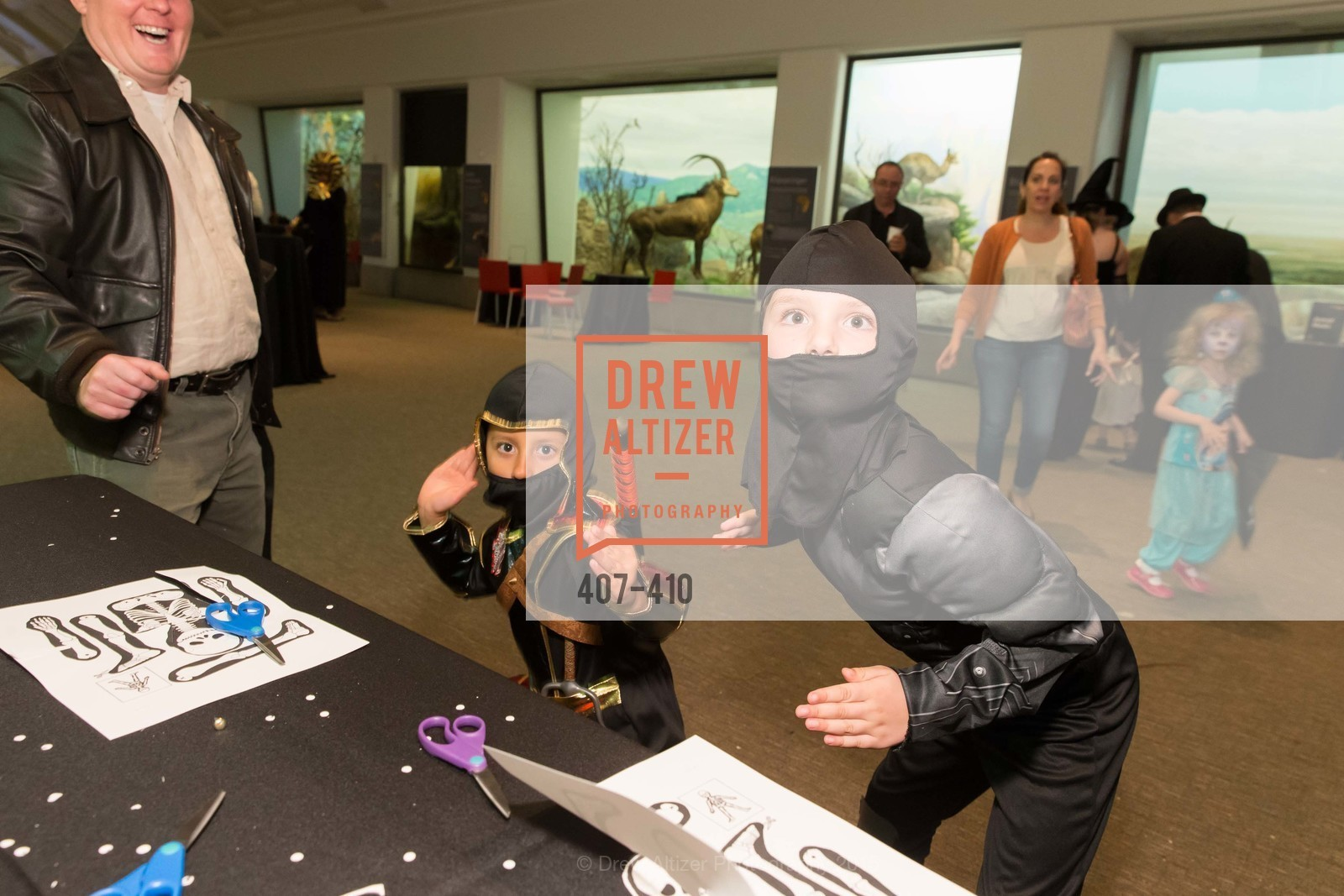 Extras, California Academy of Sciences Presents SuperNatural Halloween 2015, October 23rd, 2015, Photo,Drew Altizer, Drew Altizer Photography, full-service agency, private events, San Francisco photographer, photographer california