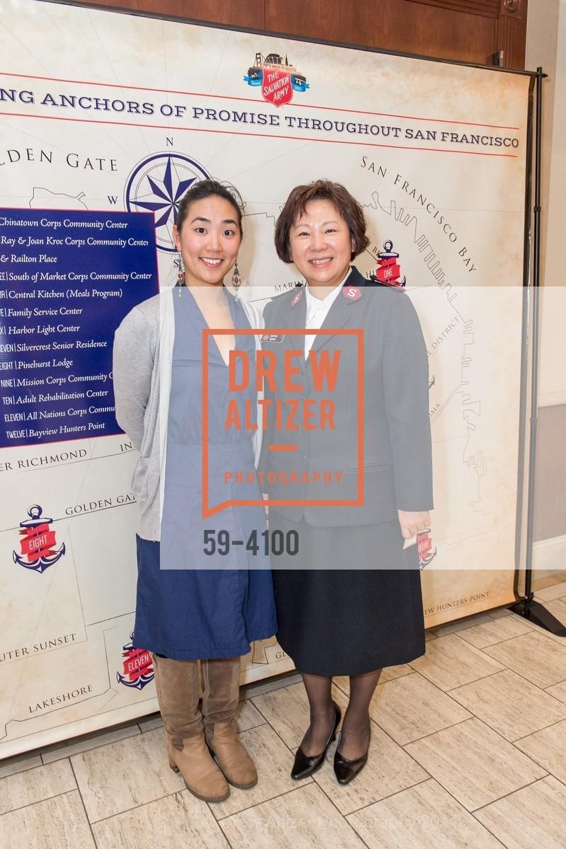Anga Wong, Ellen Oh, Photo #59-4100
