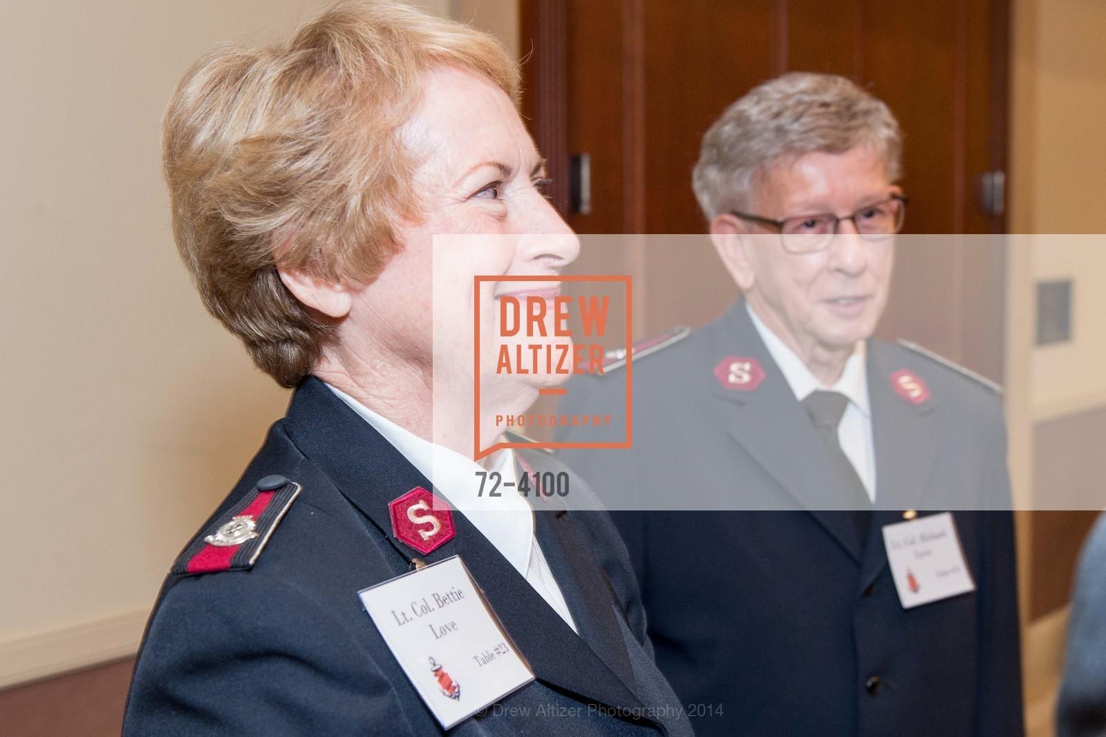 Lt.Col. Bettie Love, Lt.Col. Ritz Love, Photo #72-4100