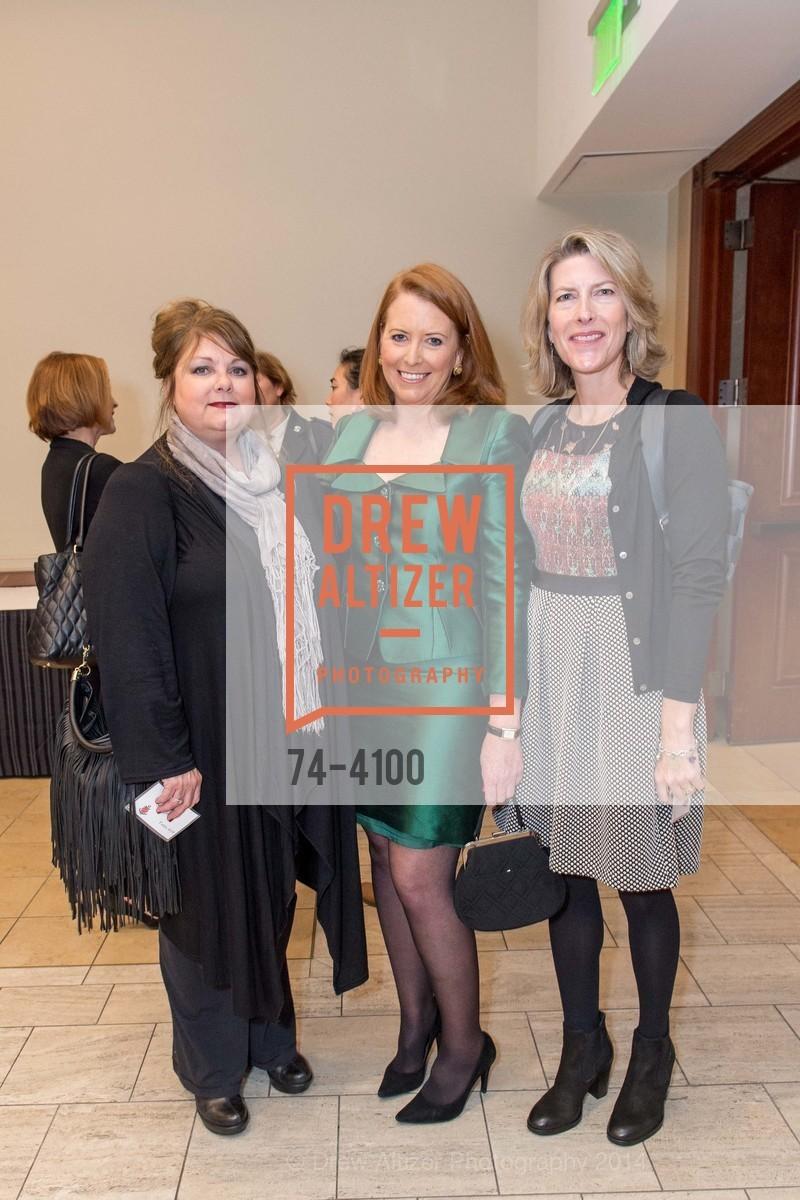 Jane Sargent, Jannine Vaughn, Cathy Osgood, Photo #74-4100