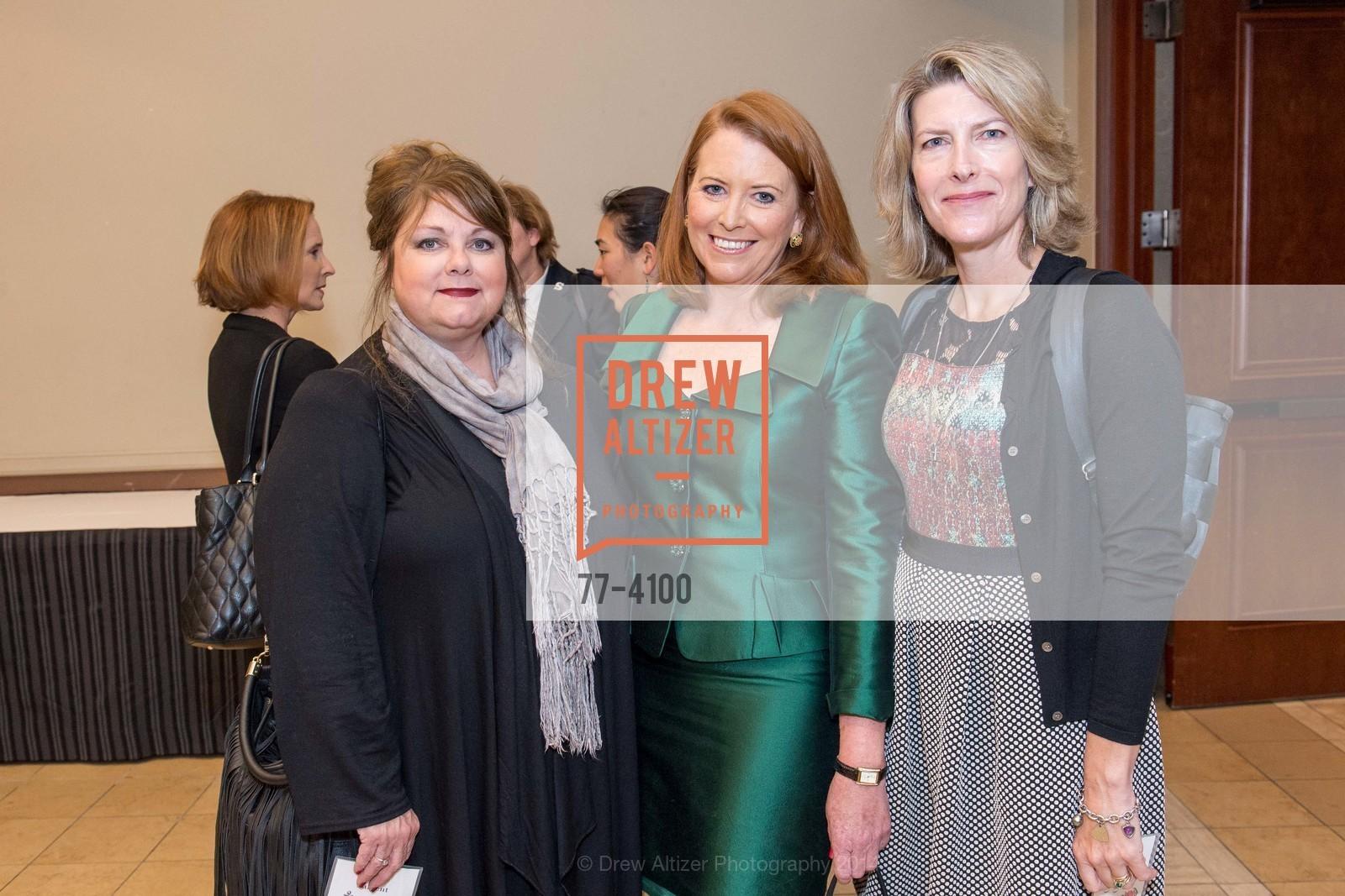 Jane Sargent, Jannine Vaughn, Cathy Osgood, Photo #77-4100
