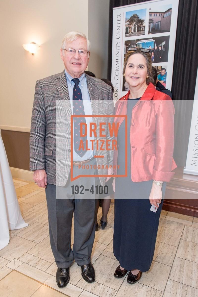 David Behlmer, Ann Daugherty, Photo #192-4100