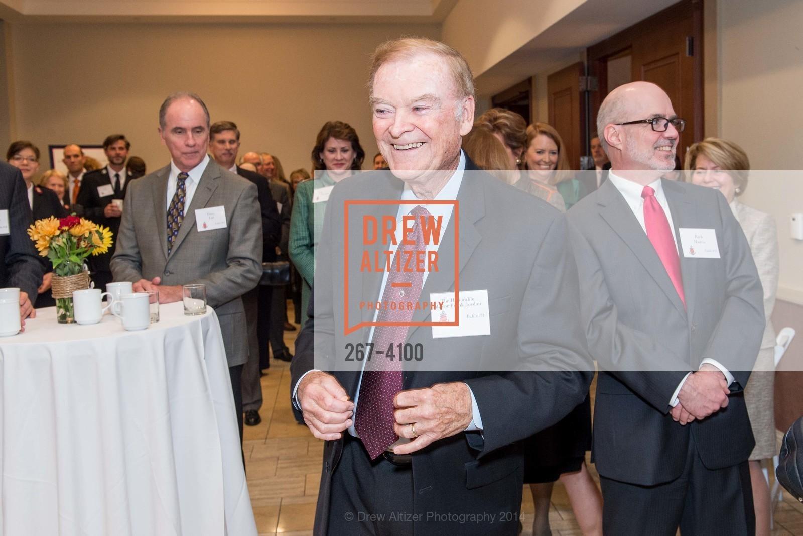 The Honorable Mayor Frank Jordan, Photo #267-4100