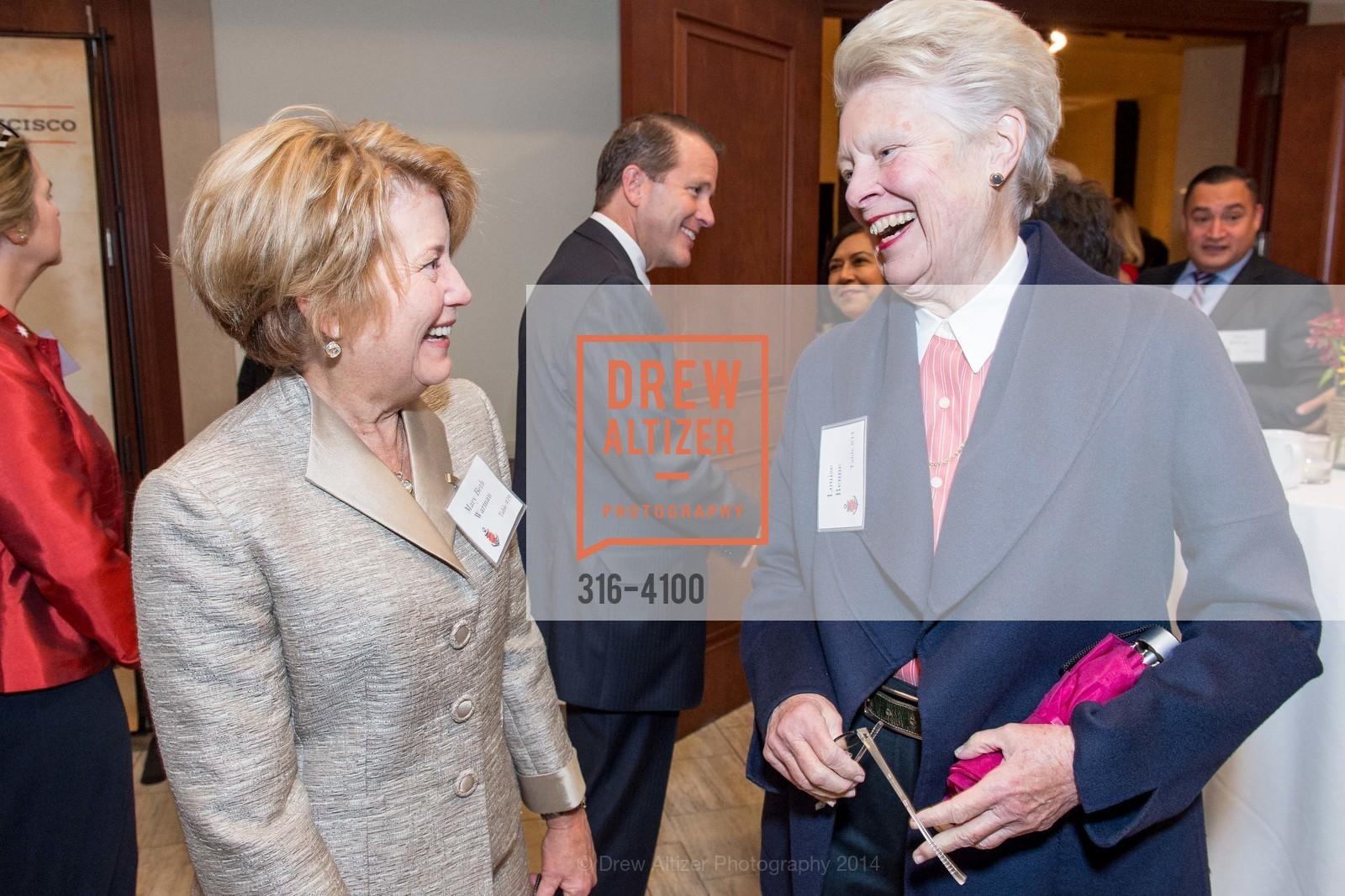 Mary Beth Warman, Louise Renne, Photo #316-4100