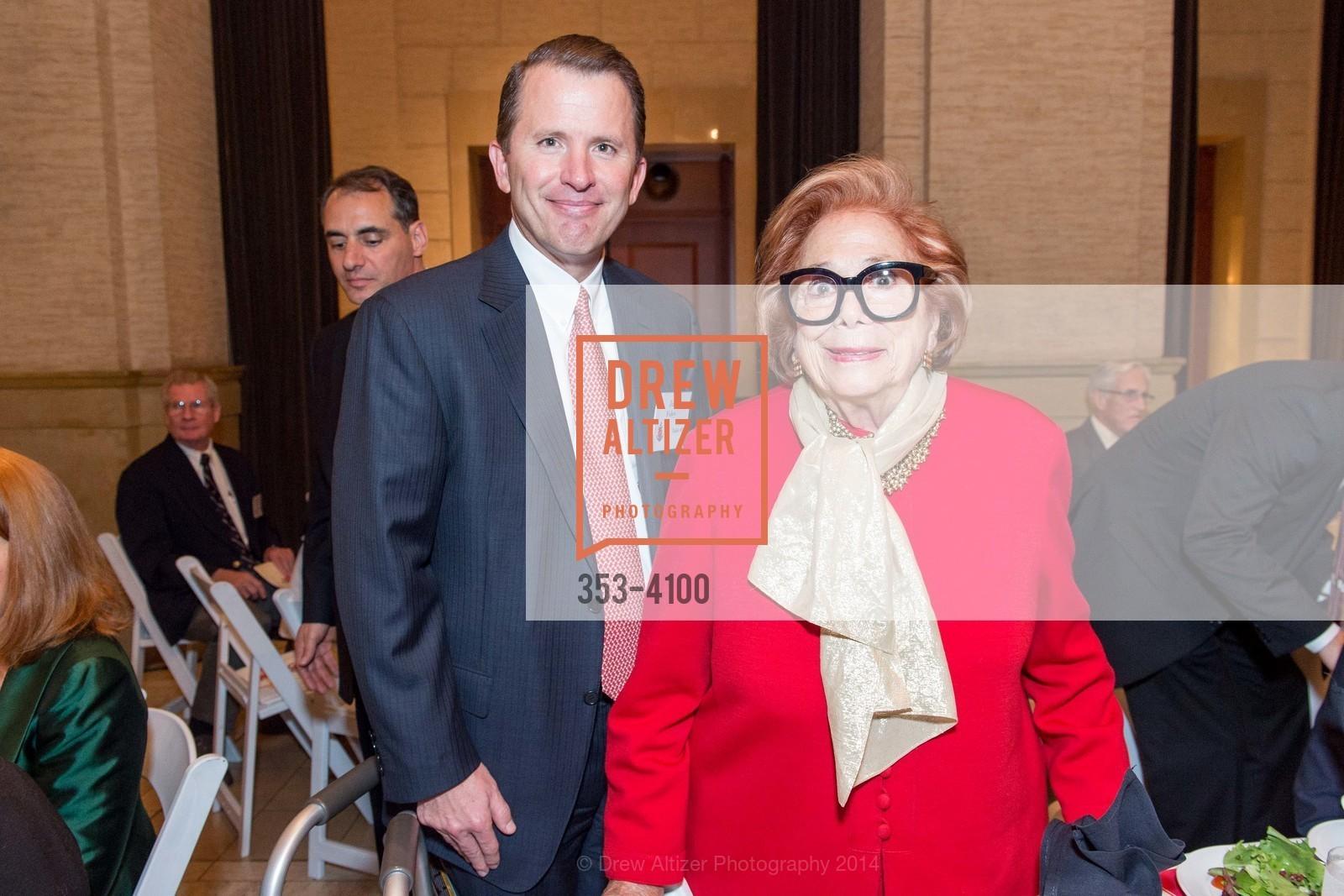 Jim Foley, Ellen Newman, Photo #353-4100