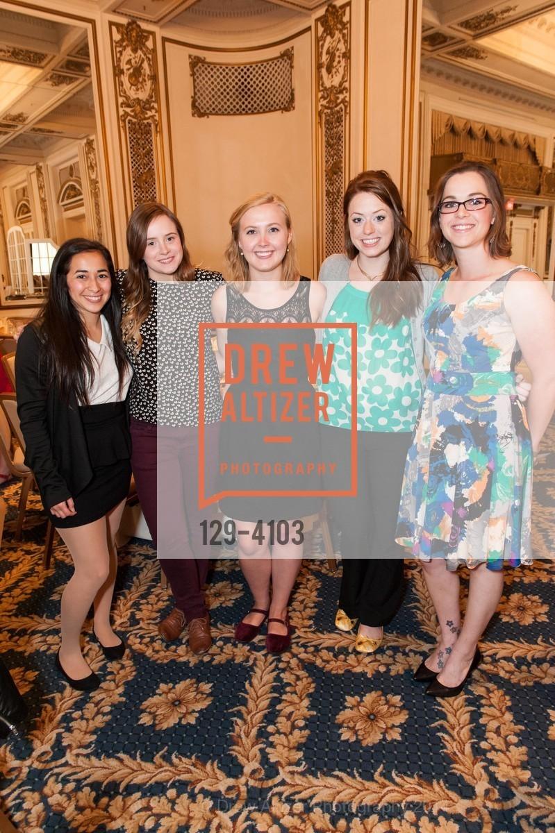 Jazmin Maya, Tory Wells, Hannah Thompson, Natalie Gallo, Allison Littlefield, Photo #129-4103