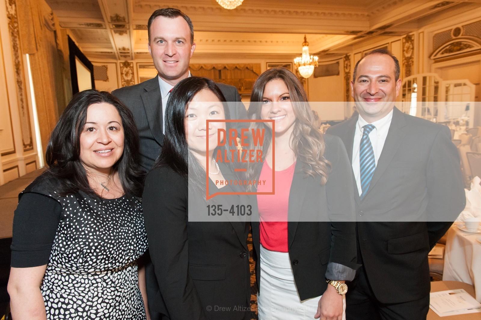 Alejandra Almaraz, Scott Slocum, Anita Lauhung, Juan Bueno, Julie Admassu, Photo #135-4103