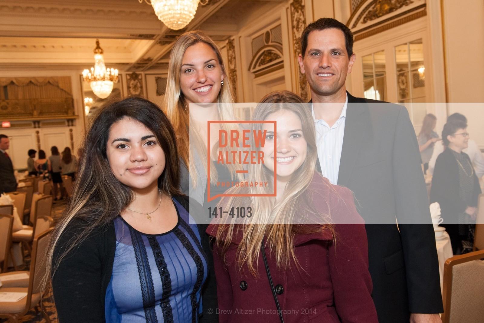 Jennifer Joboy, Yulia Vlasic, Kendall Kinkaid, Pete Kiquebazan, Photo #141-4103