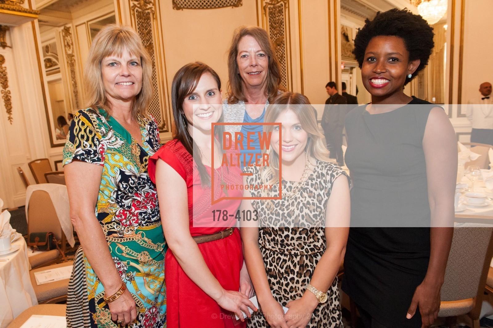Corinna Sunders, Emily Burke, Lauren Agnew, Chelsea Randall, Jennifer Ratliff, Photo #178-4103