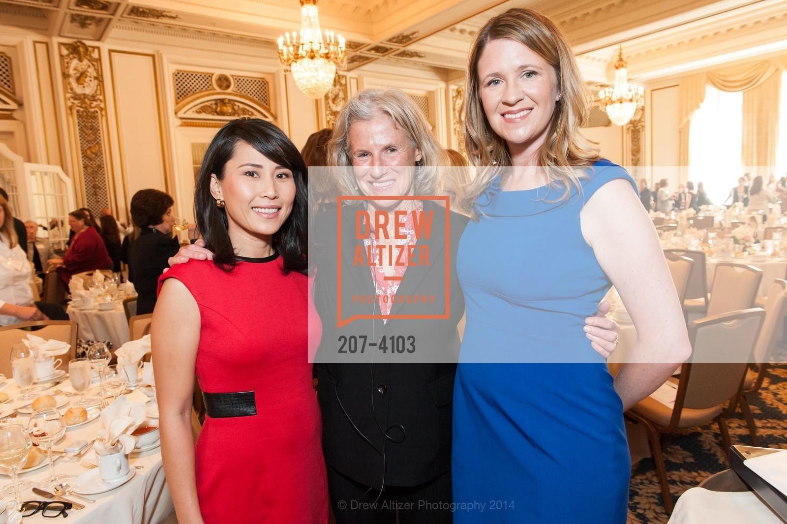 Vicky Nguyen, Kathy Tierney, Teal Conroy, Photo #207-4103