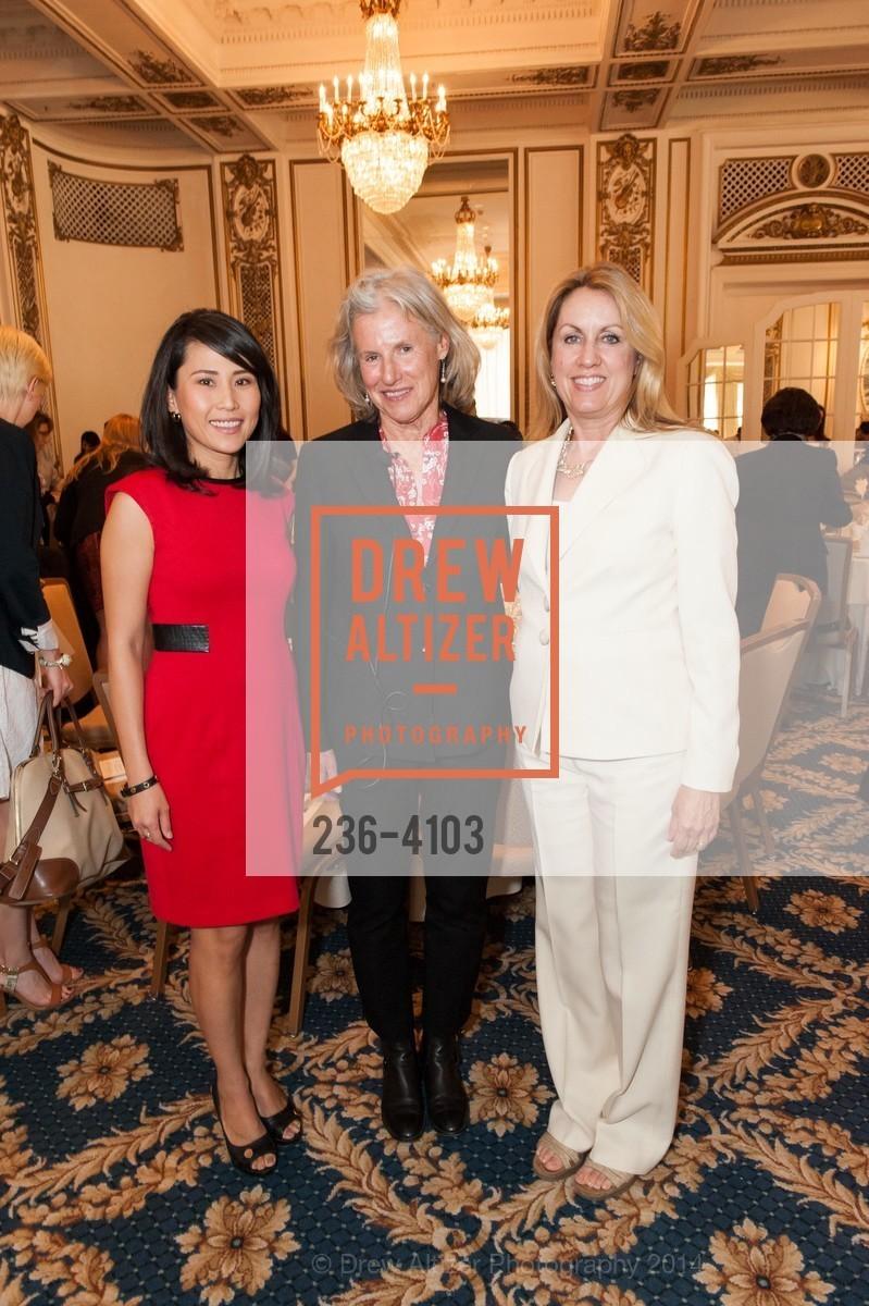 Vicky Nguyen, Kathy Tierney, Jennifer Turpin, Photo #236-4103