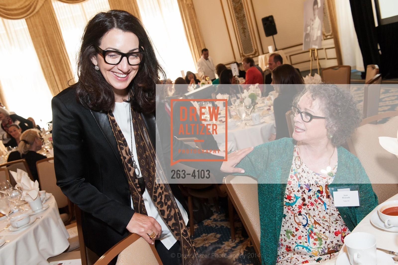 Pam Baer, Joan McGrath, Photo #263-4103