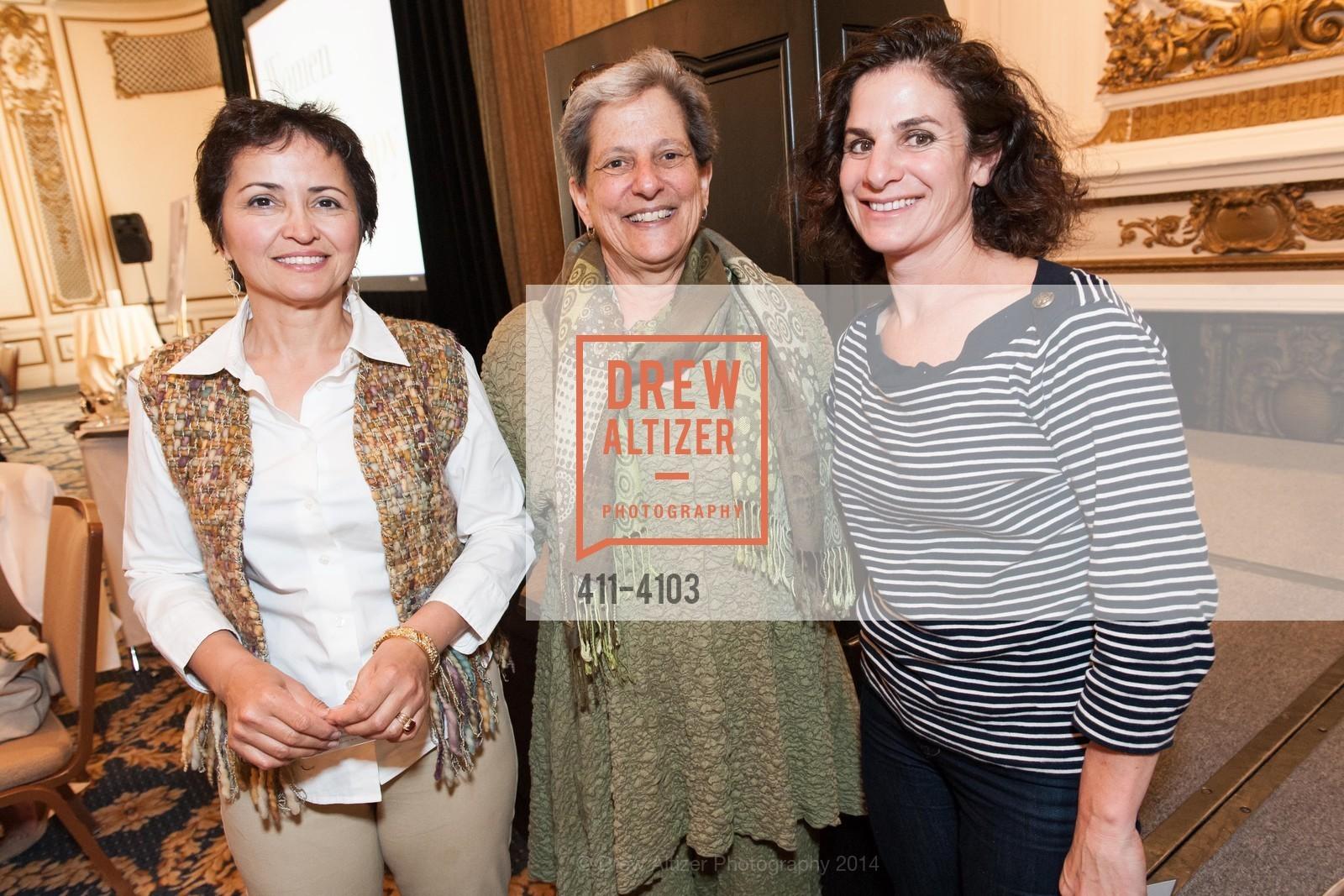 Zahra Skomra, Annette Anton, Linda Ravano, Photo #411-4103