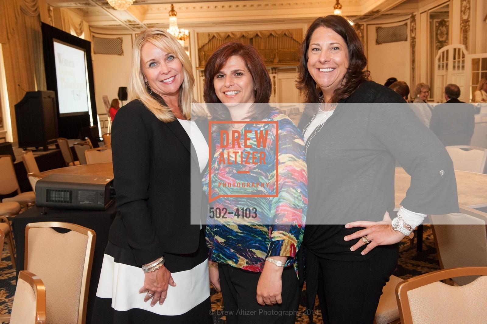 Alyse Tognotti, Carla Birdthistle, Kristin Palma, Photo #502-4103