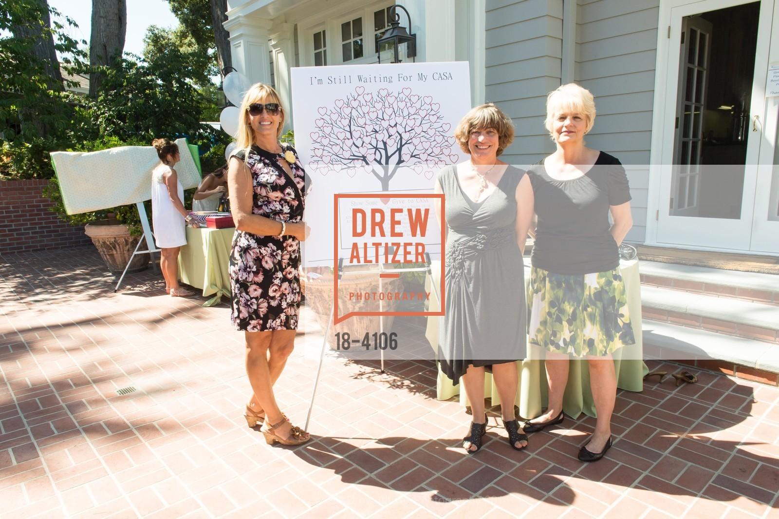 Brigitte Greenstone, Chloe D'Apice, Pat Miljanich, Photo #18-4106
