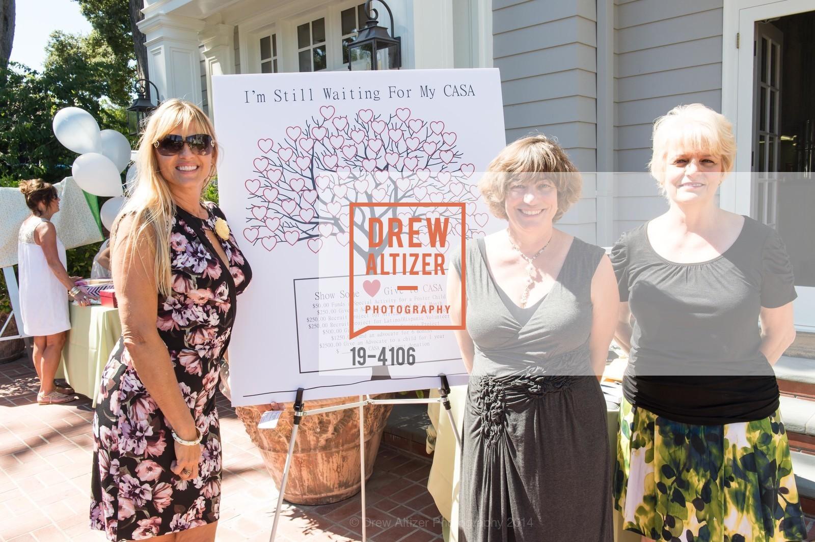 Brigitte Greenstone, Chloe D'Apice, Pat Miljanich, Photo #19-4106