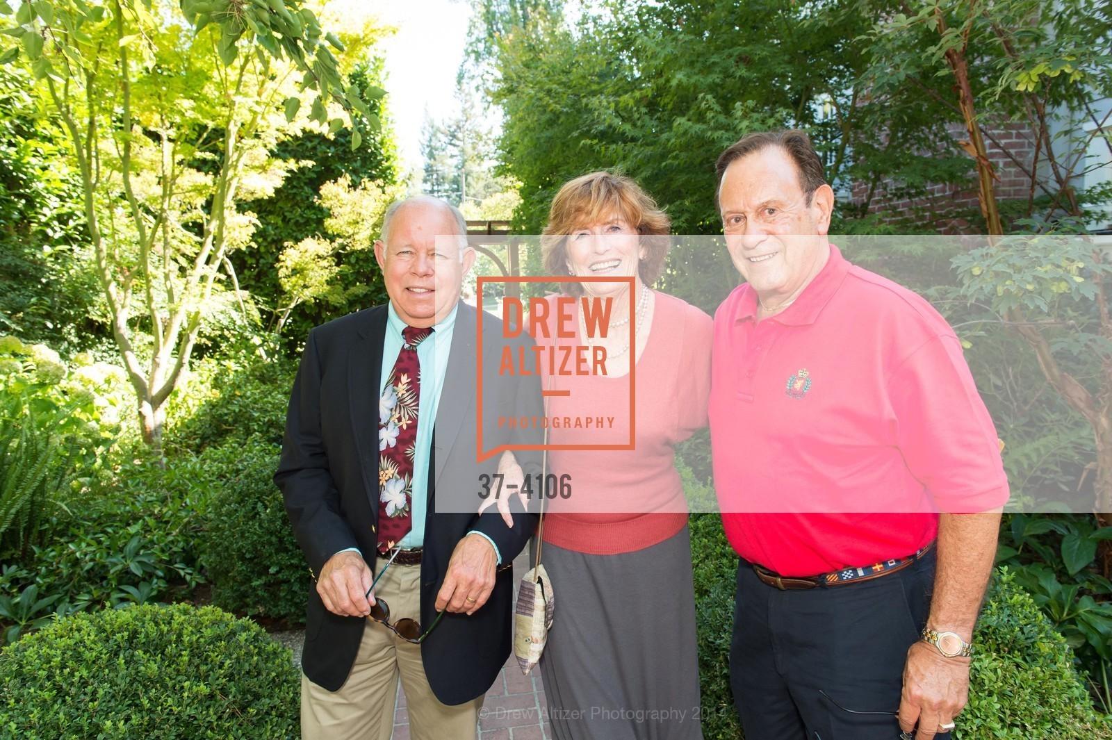 David Duncan, Lee Duncan, Steve Hollman, Photo #37-4106