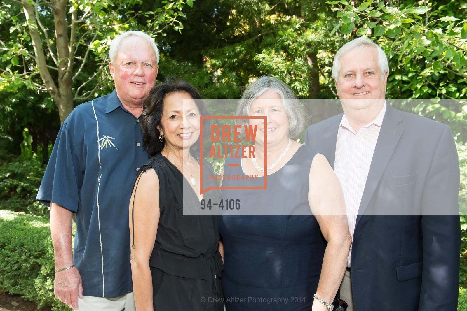 James Mason, Marlene Mason, Suzanne Aubry, Wade Aubry, Photo #94-4106