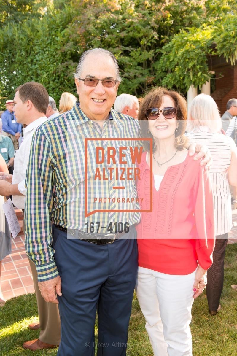 Wayne Macktinger, Judy Macktinger, Photo #167-4106