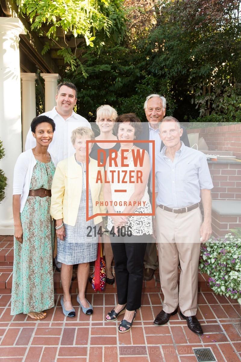 Craig Crawford, Anne Steiner, Pat Miljanich, Gayle Almeida-Hage, Martin Harband, Photo #214-4106