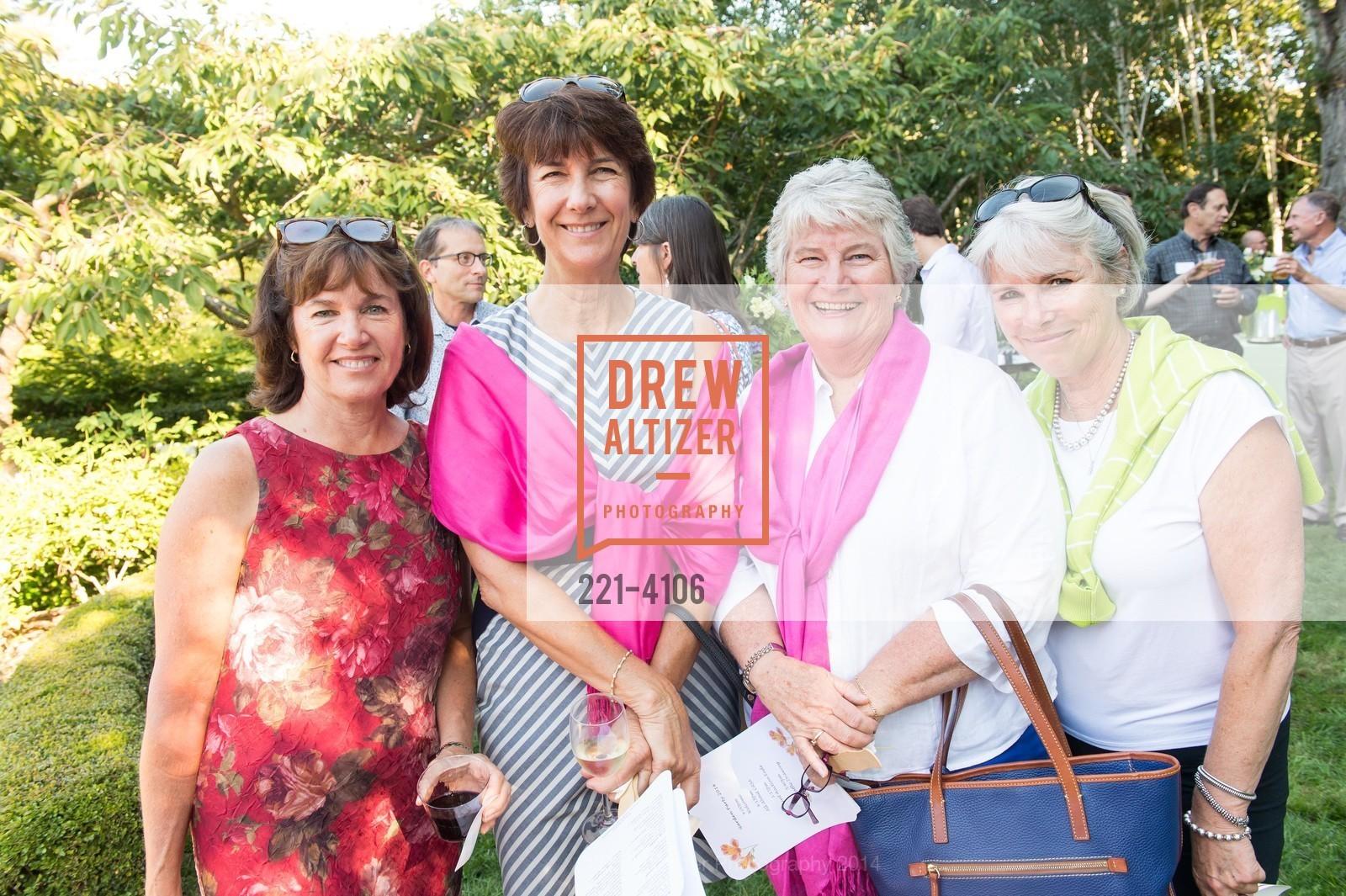 Carrie Mooney, Joanne DeMarchena, Marcy Jong, Kathy Kern, Photo #221-4106