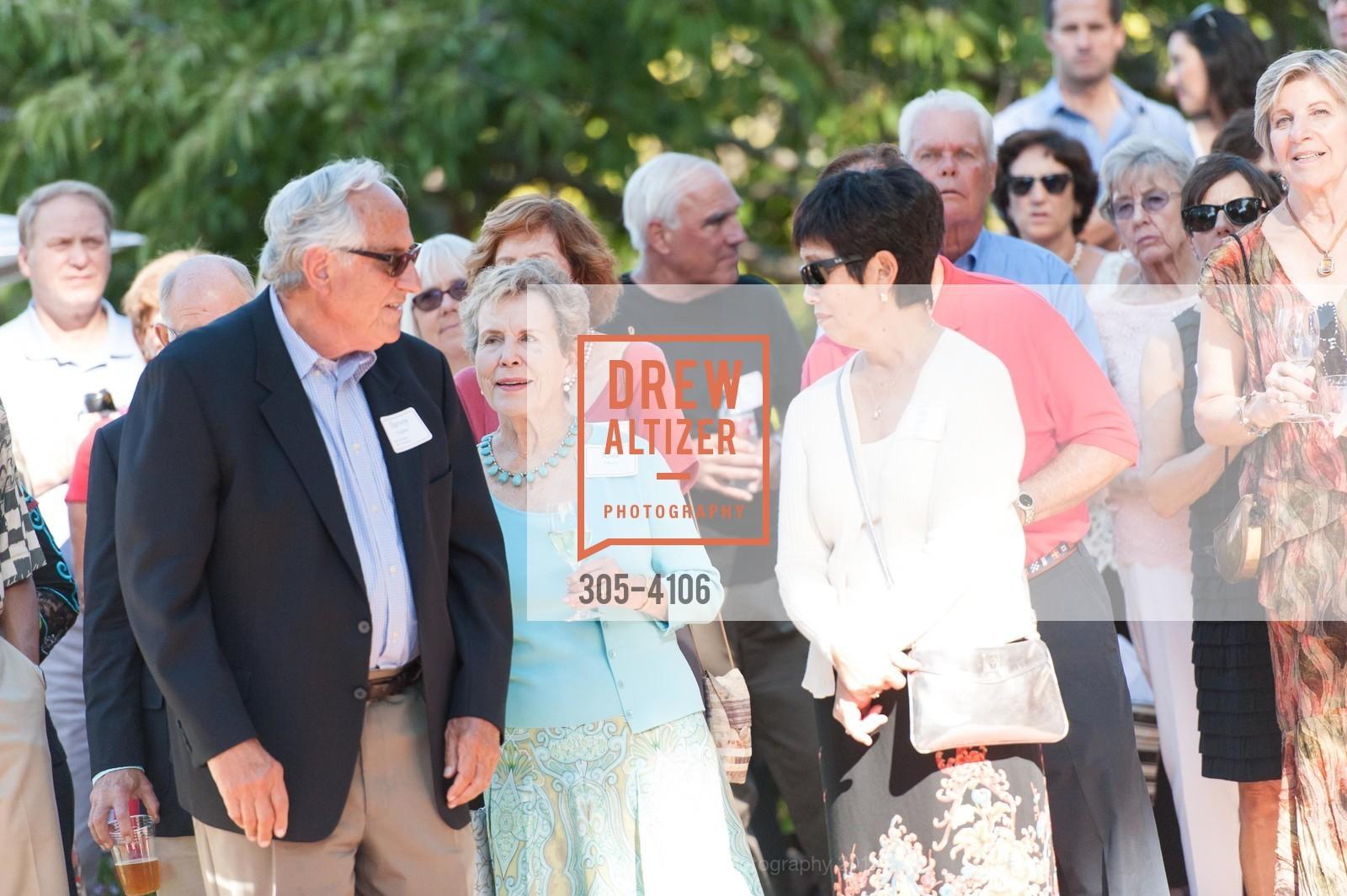 Harvey Kaplan, Kay Sharp, Gay Kaplan, Photo #305-4106
