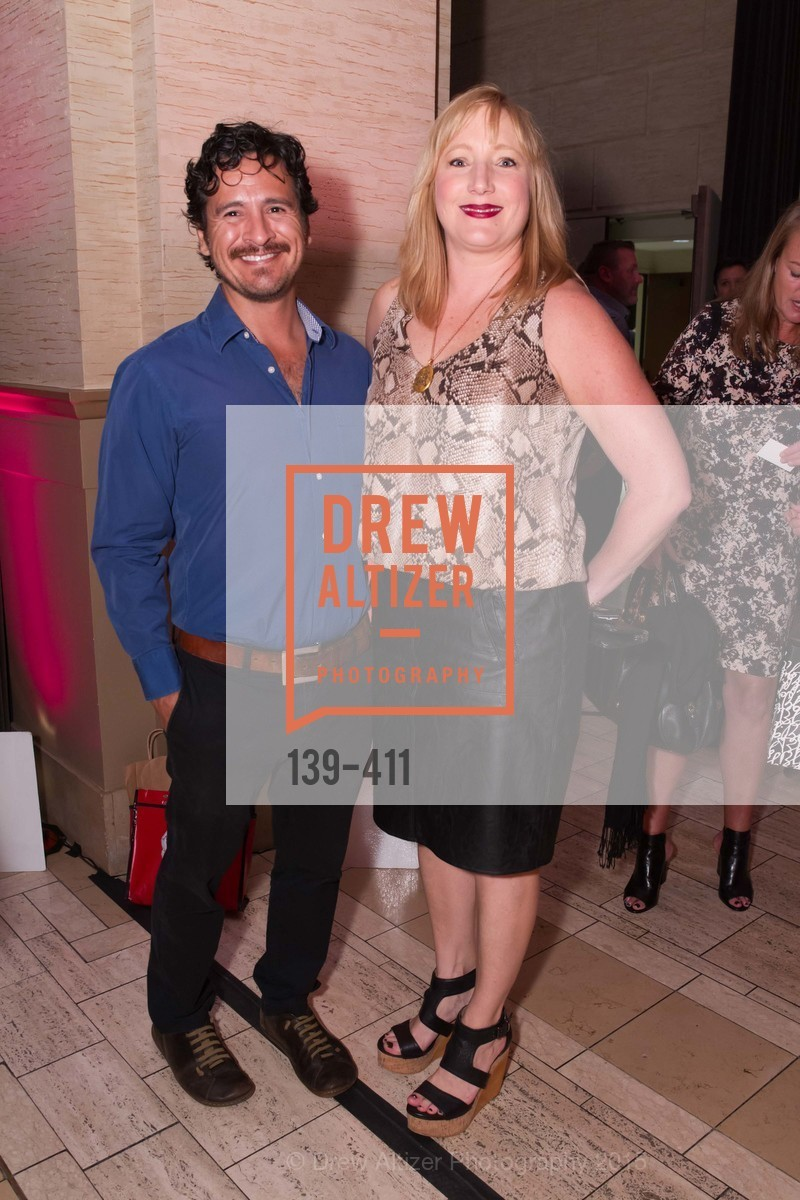 Joe Reibel, Lisa Rapaszky, Breast Cancer Emergency Fund's: THIS OLD BAG: The Power of the Purse, The Bently Reserve. 301 Battery St, October 23rd, 2015,Drew Altizer, Drew Altizer Photography, full-service agency, private events, San Francisco photographer, photographer california