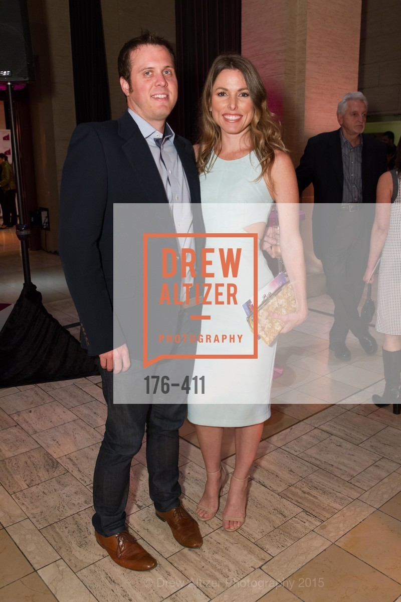 Ryan Howuder, Evelyn Danford Houder, Breast Cancer Emergency Fund's: THIS OLD BAG: The Power of the Purse, The Bently Reserve. 301 Battery St, October 23rd, 2015,Drew Altizer, Drew Altizer Photography, full-service agency, private events, San Francisco photographer, photographer california