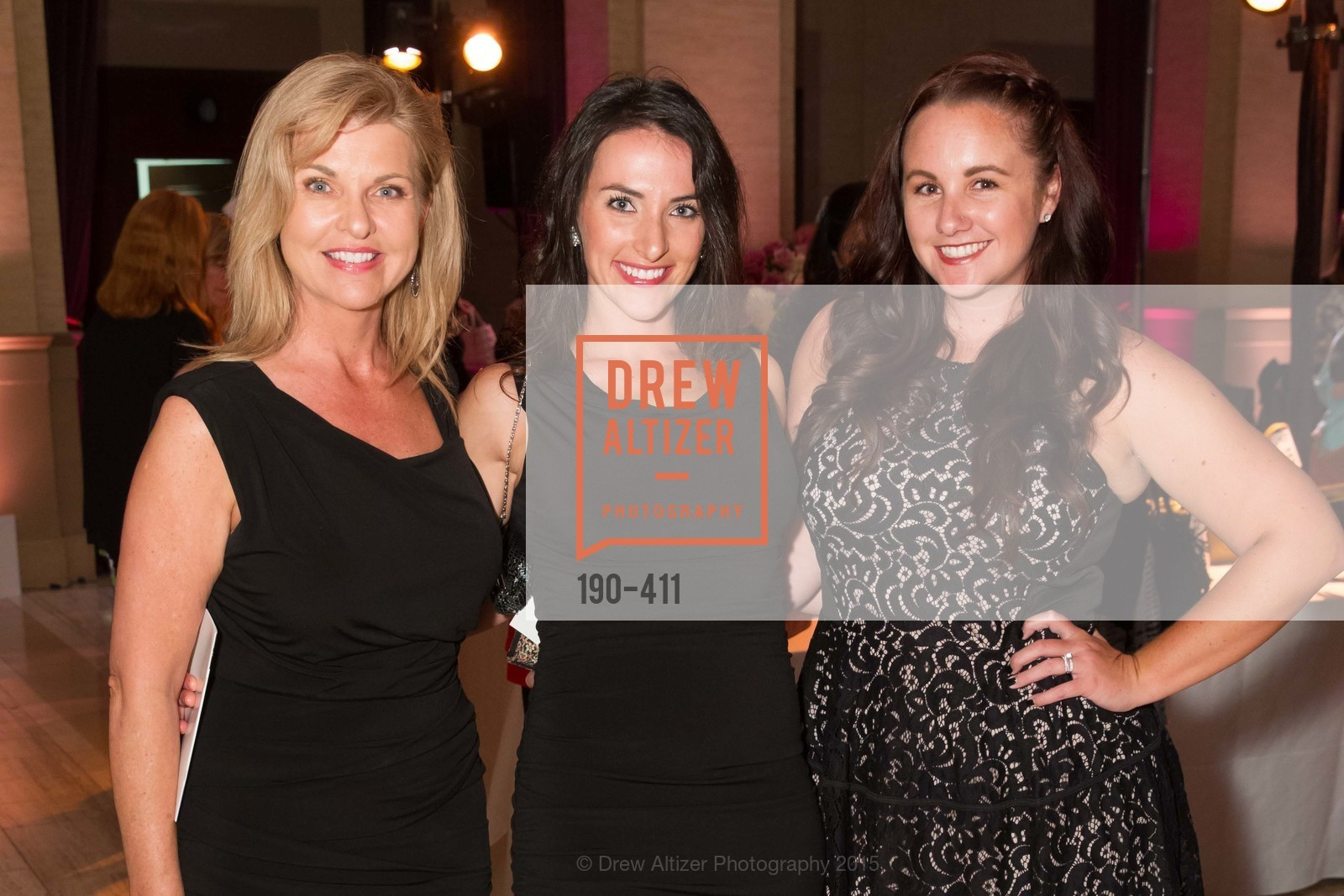 Theresa Acebedo, Alicia Acebedo, Michaela Green, Breast Cancer Emergency Fund's: THIS OLD BAG: The Power of the Purse, The Bently Reserve. 301 Battery St, October 23rd, 2015,Drew Altizer, Drew Altizer Photography, full-service agency, private events, San Francisco photographer, photographer california
