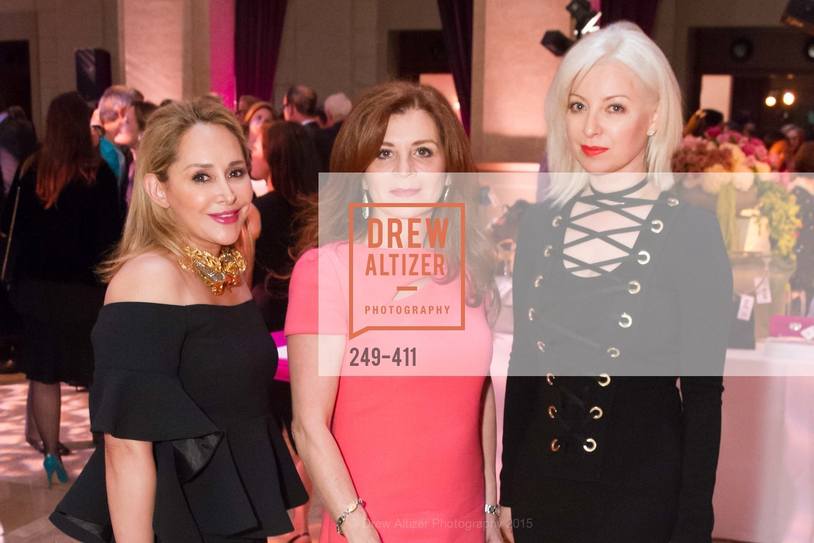 Brenda Zarate, Farah Makras, Sonya Molodetskaya, Breast Cancer Emergency Fund's: THIS OLD BAG: The Power of the Purse, The Bently Reserve. 301 Battery St, October 23rd, 2015,Drew Altizer, Drew Altizer Photography, full-service agency, private events, San Francisco photographer, photographer california