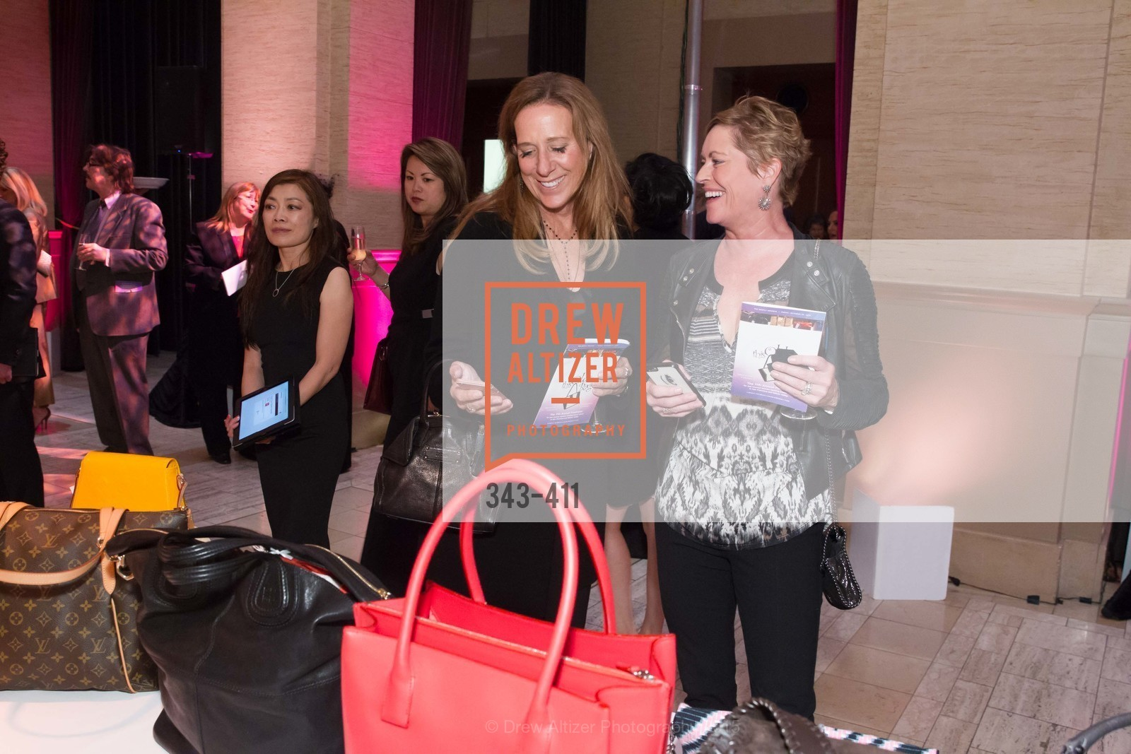 Jill Hamer, Heather Jaeger, Breast Cancer Emergency Fund's: THIS OLD BAG: The Power of the Purse, The Bently Reserve. 301 Battery St, October 23rd, 2015,Drew Altizer, Drew Altizer Photography, full-service agency, private events, San Francisco photographer, photographer california