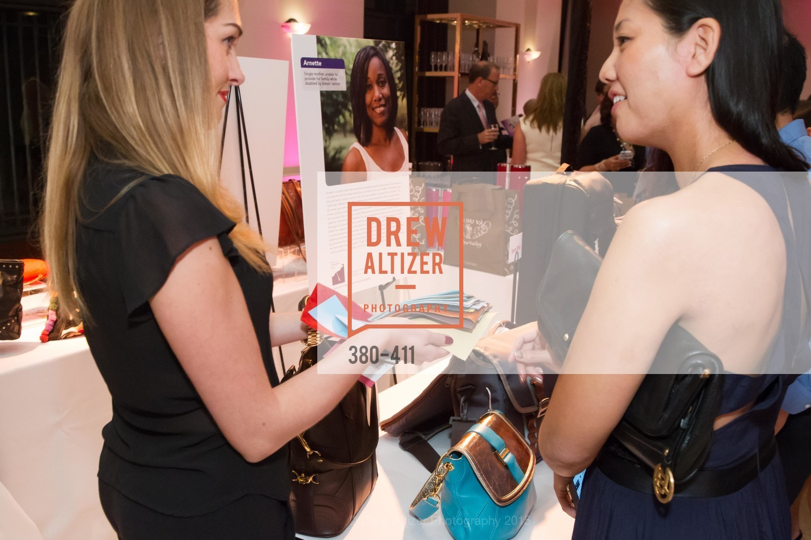 Atmosphere, Breast Cancer Emergency Fund's: THIS OLD BAG: The Power of the Purse, The Bently Reserve. 301 Battery St, October 23rd, 2015