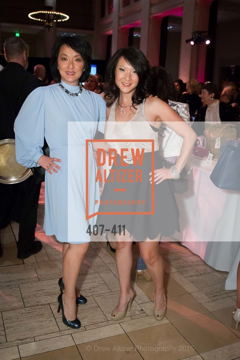 Ali Tso, Christine Tso, Breast Cancer Emergency Fund's: THIS OLD BAG: The Power of the Purse, The Bently Reserve. 301 Battery St, October 23rd, 2015,Drew Altizer, Drew Altizer Photography, full-service agency, private events, San Francisco photographer, photographer california