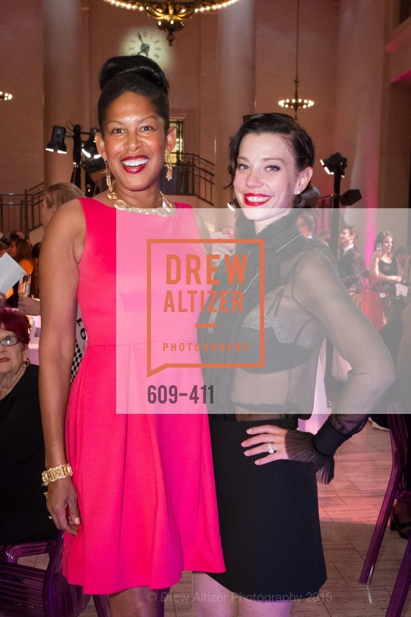 Kiwoba Allaire, Camille Bently, Breast Cancer Emergency Fund's: THIS OLD BAG: The Power of the Purse, The Bently Reserve. 301 Battery St, October 23rd, 2015,Drew Altizer, Drew Altizer Photography, full-service agency, private events, San Francisco photographer, photographer california