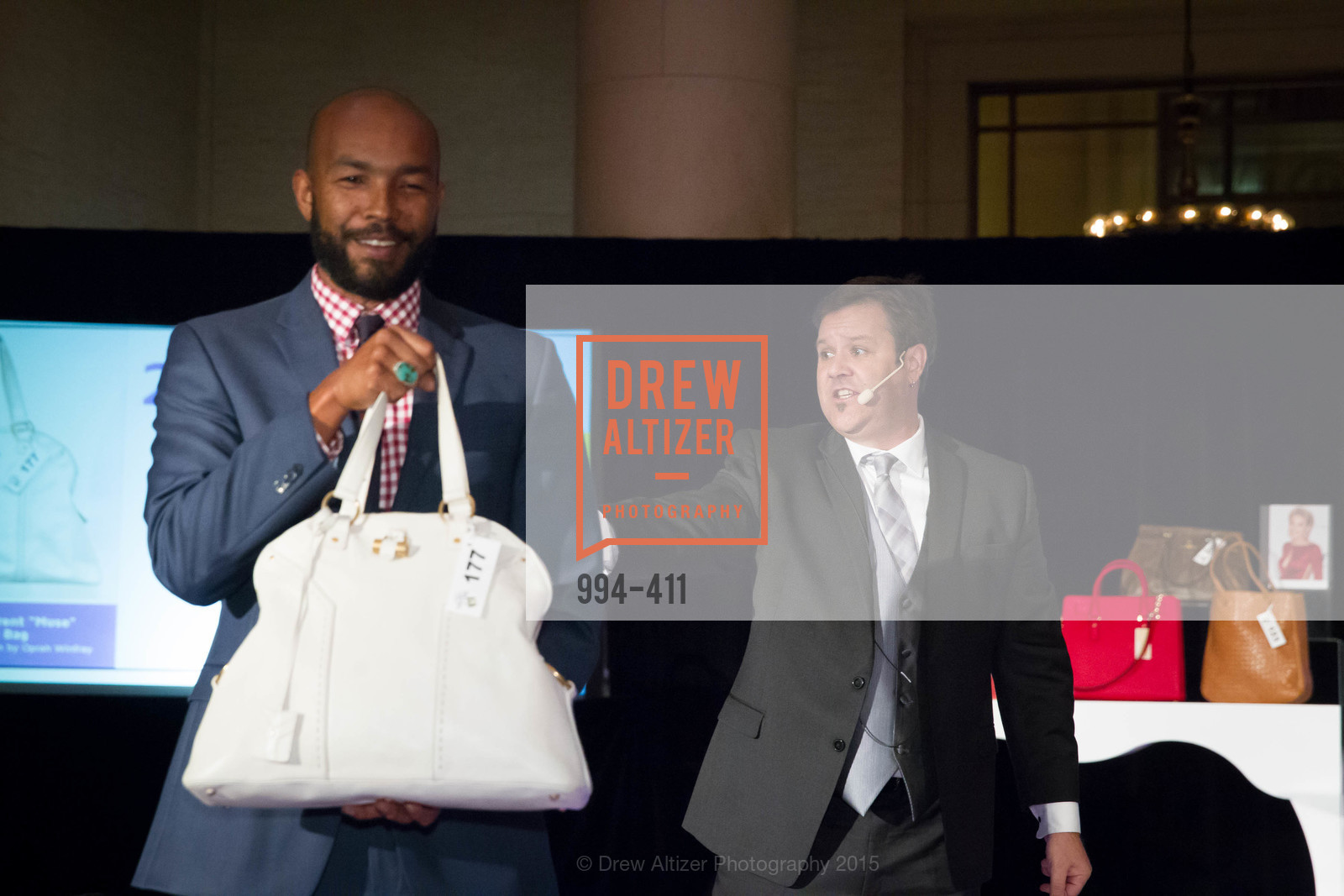 Phillip Gums, Breast Cancer Emergency Fund's: THIS OLD BAG: The Power of the Purse, The Bently Reserve. 301 Battery St, October 23rd, 2015,Drew Altizer, Drew Altizer Photography, full-service event agency, private events, San Francisco photographer, photographer California