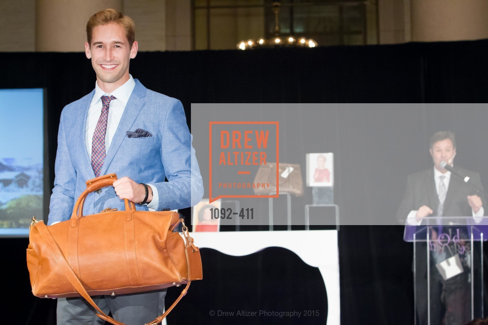 Landon Shore, Breast Cancer Emergency Fund's: THIS OLD BAG: The Power of the Purse, The Bently Reserve. 301 Battery St, October 23rd, 2015