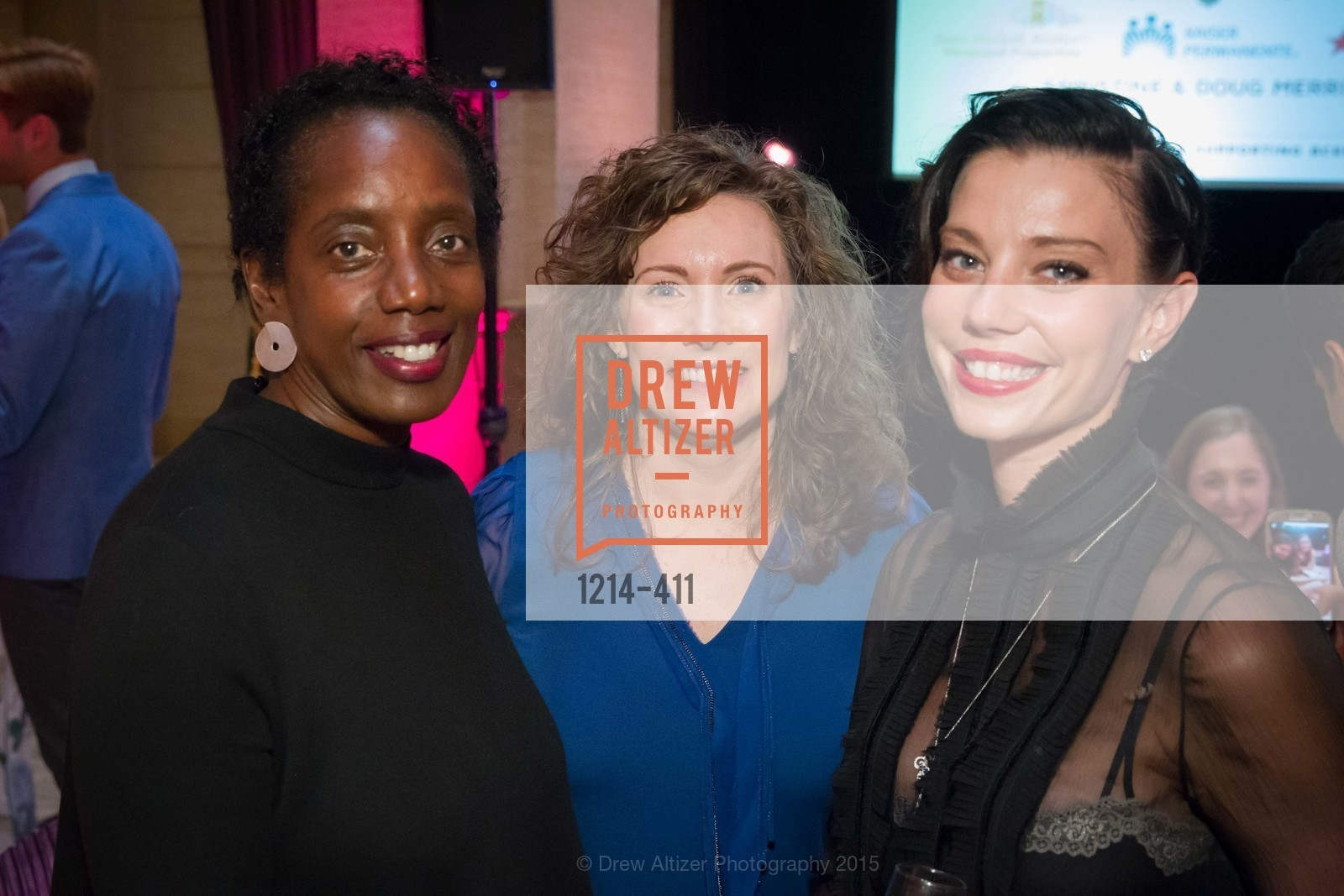 Sandra Nathan, Heather Vucetin, Camille Bently, Breast Cancer Emergency Fund's: THIS OLD BAG: The Power of the Purse, The Bently Reserve. 301 Battery St, October 23rd, 2015,Drew Altizer, Drew Altizer Photography, full-service agency, private events, San Francisco photographer, photographer california
