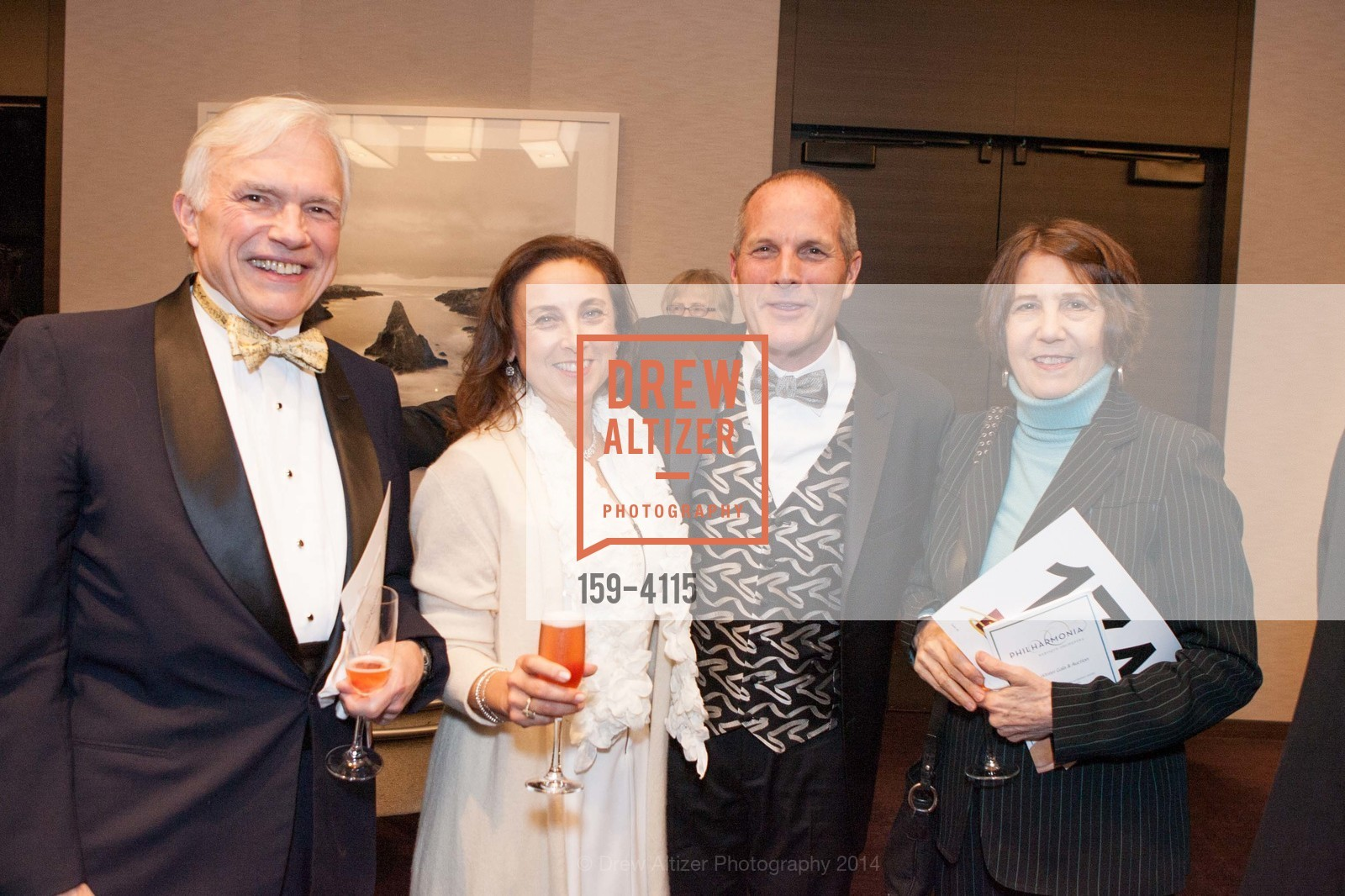 Ches Herbert, Melanie Pena, Mark Perry, Nina Hemenway, Photo #159-4115